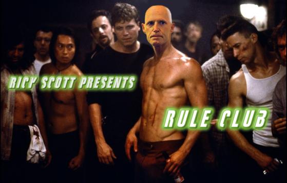 RICK SCOTT'S RULE CLUB