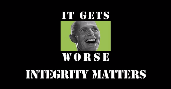 It Gets Worse - Integrity Matters